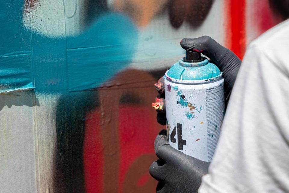 Workshop-Grafitti